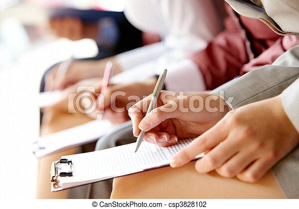 事務, 教育 - csp3828102