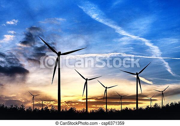 來源, 可選擇 能源 - csp6371359