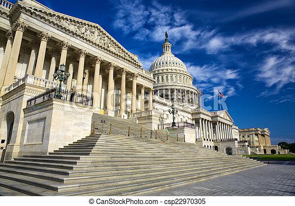 國家, 團結, 州議會大廈 - csp22970305