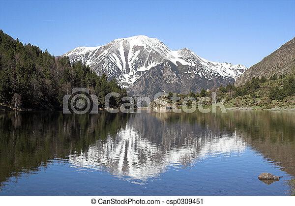 山湖 - csp0309451
