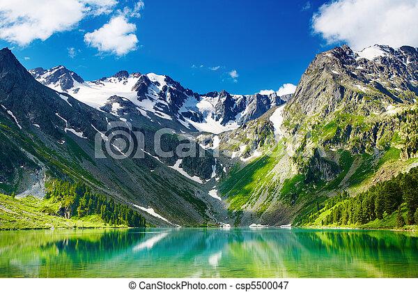 山湖 - csp5500047