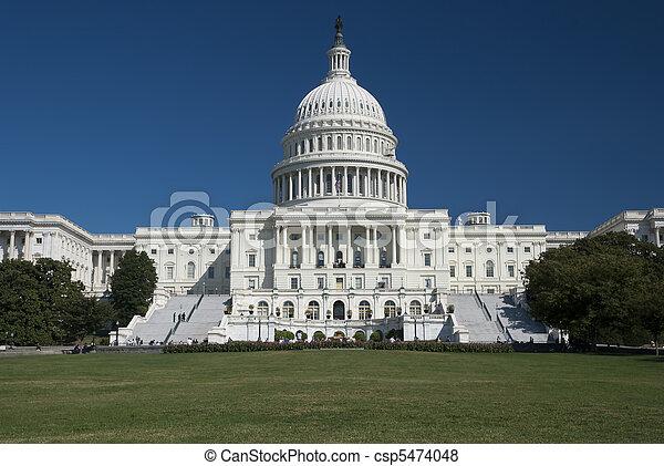州議會大廈, 我們 - csp5474048