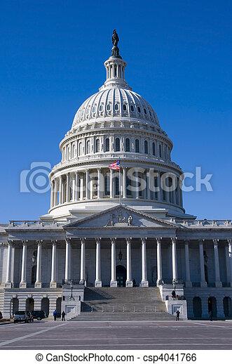 建築物, 州議會大廈 - csp4041766
