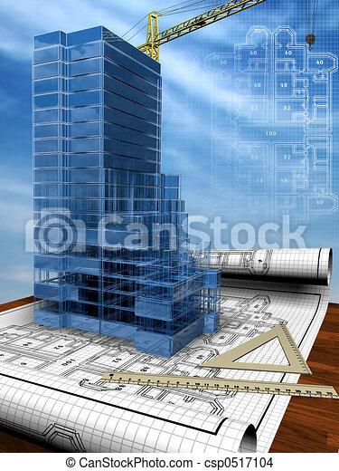 建設 - csp0517104