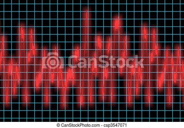 心監視器 - csp3547071