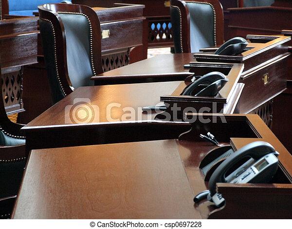 房間, 會議, 政府, / - csp0697228