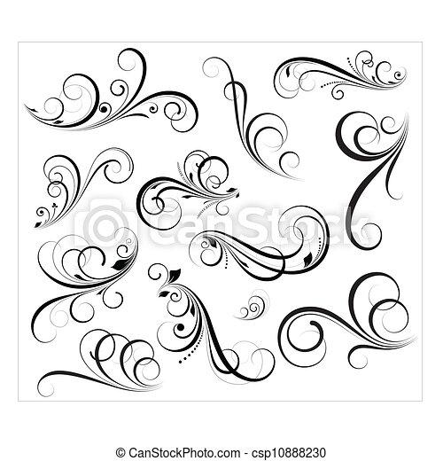 打旋, vectors - csp10888230