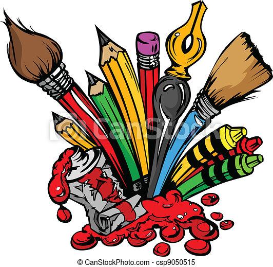 提供, 矢量, 藝術, 卡通 - csp9050515