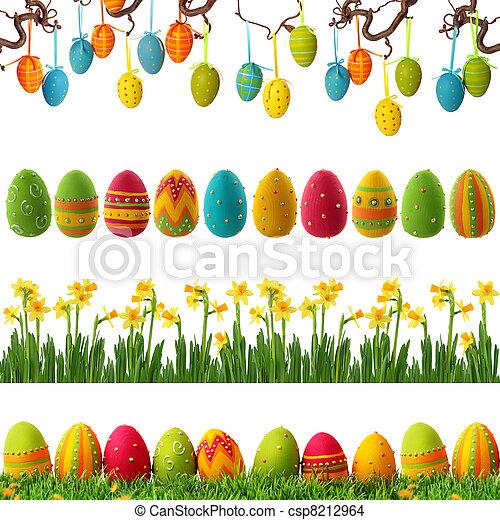 春天, 復活節, 彙整 - csp8212964