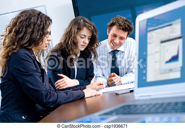 會議, 商業辦公室 - csp1936671