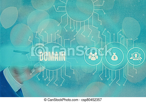 概念性, domain., 正文, 區域, 手, 相片, 地域, government., 統治者, 顯示, 事務, 寫, 或者, 特殊, 控制 - csp80452357