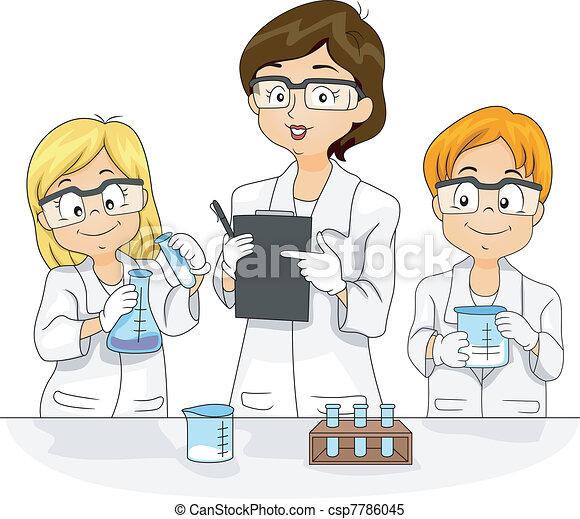 科學實驗 - csp7786045
