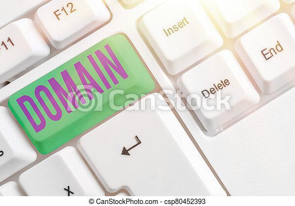 筆記, showcasing, domain., 區域, 相片, 地域, government., 顯示, 統治者, 事務, 寫, 或者, 特殊, 控制 - csp80452393