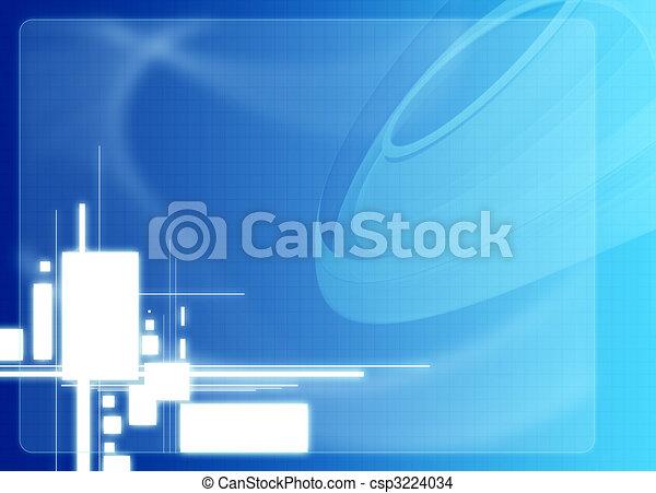 背景, 摘要, 風格 - csp3224034