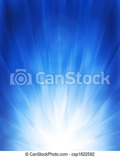 藍色的背景 - csp1822592