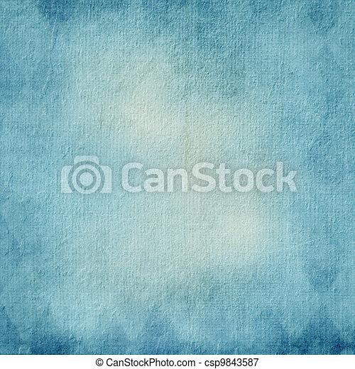 藍色, textured, 背景 - csp9843587
