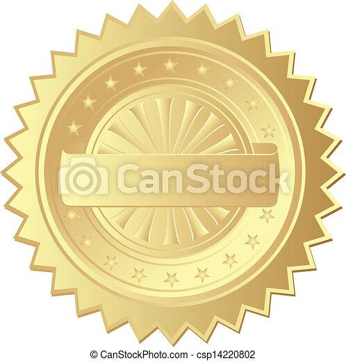 金色的海豹 - csp14220802
