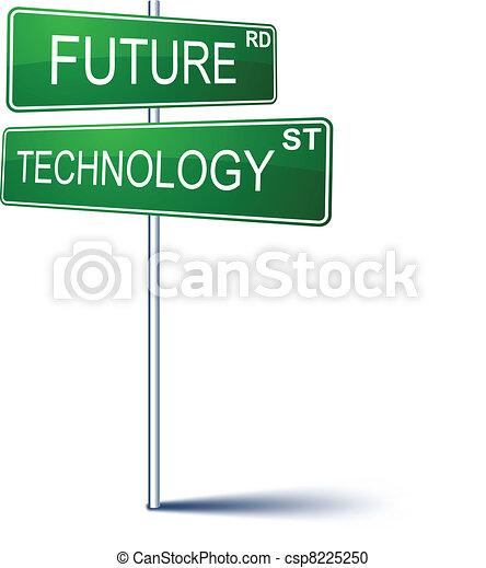 future-technology, 徵候。, 方向 - csp8225250